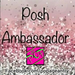 Other - Shop with confidence- I'm a Posh Ambassador!